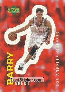 Brent Barry (Los Angeles Clippers)
