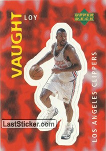 Loy Vaught (Los Angeles Clippers)