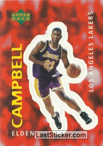 Elden Campbell (Los Angeles Lakers)