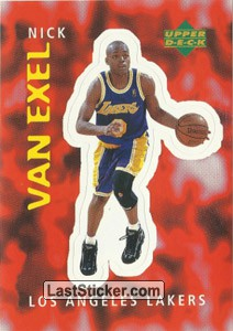 Nick Van Exel (Los Angeles Lakers)