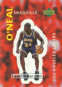 Shaquille O`Neal (Los Angeles Lakers)