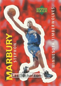 Stephon Marbury (Minnesota Timberwolves)