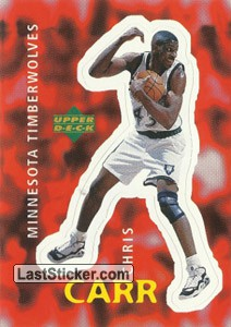 Chris Carr (Minnesota Timberwolves)