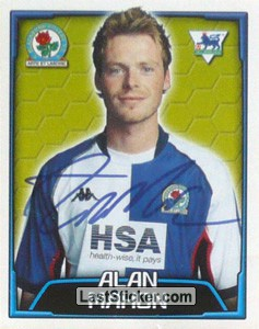 Alan Mahon (Blackburn Rovers)