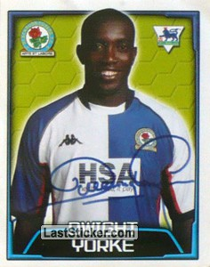 Dwight Yorke (Blackburn Rovers)