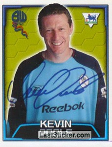 Kevin Poole (Bolton Wanderers)