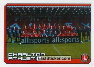 Team Photo (Charlton Athletic)