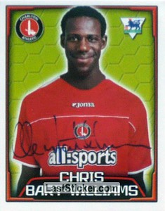 Chris Bart-Williams (Charlton Athletic)