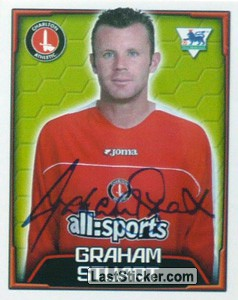 Graham Stuart (Charlton Athletic)