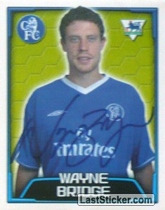 Wayne Bridge (Chelsea)