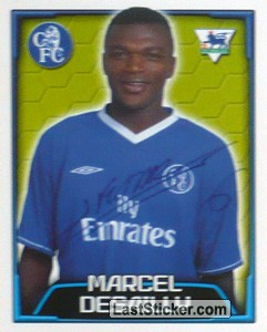 Marcel Desailly (Chelsea)