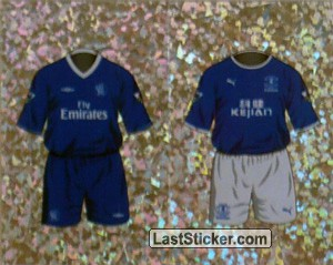 Home Kit Chelsea/Everton (a/b) (The Kits)