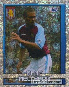 Olof Mellberg (Minutes on Pitch) (2002/2003 Premiership Top Tens)