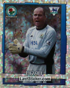 Brad Friedel (Most Clean Sheets) (2002/2003 Premiership Top Tens)