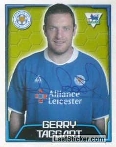 Gerry Taggart (Leicester City)