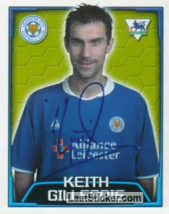 Keith Gillespie (Leicester City)