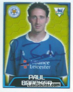 Paul Brooker (Leicester City)