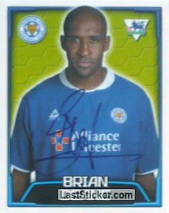 Brian Deane (Leicester City)