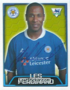 Les Ferdinand (Leicester City)
