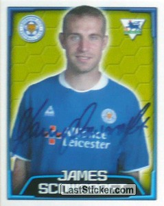 James Scowcroft (Leicester City)