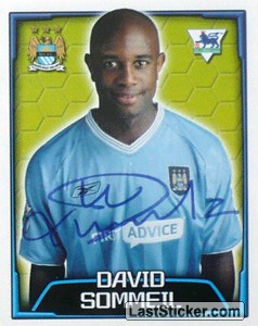 David Sommeil (Manchester City)