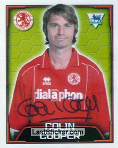 Colin Cooper (Middlesbrough)
