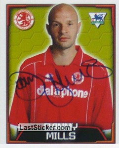 Danny Mills (Middlesbrough)