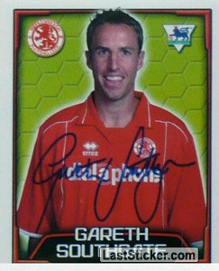Gareth Southgate (Middlesbrough)