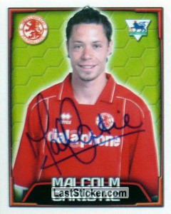 Malcolm Christie (Middlesbrough)