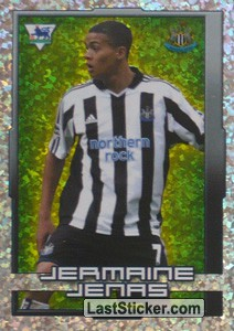 Jermaine Jenas (Key Player) (Newcastle United)