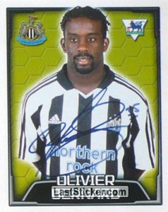 Oliver Bernard (Newcastle United)