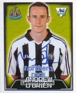 Andrew O'Brien (Newcastle United)