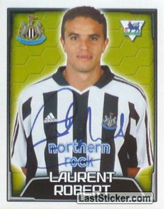 Laurent Robert (Newcastle United)