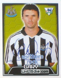 Gary Speed (Newcastle United)