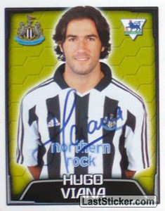 Hugo Viana (Newcastle United)