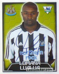 Lomana Lualua (Newcastle United)