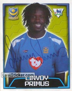 Linvoy Primus (Portsmouth)