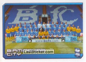 Team Photo (Birmingham City)