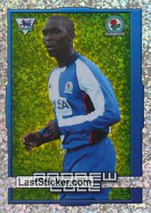 Andrew Cole (Star Striker) (Blackburn Rovers)