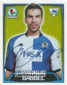 Markus Babbel (Blackburn Rovers)