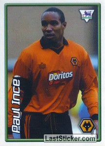 Paul Ince (Wolverhampton Wanderers) (Derby Days Poster)