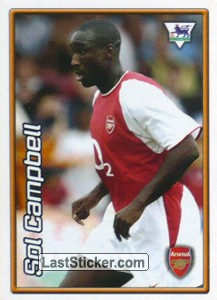 Sol Campbell (Arsenal) (Derby Days Poster)