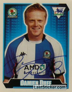 Damien Duff (Blackburn Rovers)