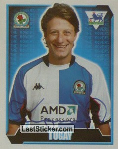 Tugay (Blackburn Rovers)