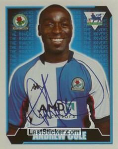 Andrew Cole (Blackburn Rovers)