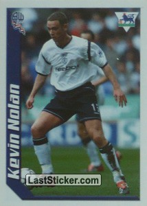 Kevin Nolan (Star Player) (Bolton Wanderers)
