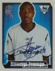 Jermaine Johnson (Bolton Wanderers)