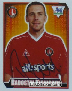 Radostin Kishishev (Charlton Athletic)