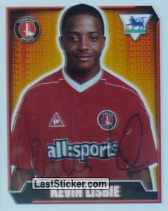 Kevin Lisbie (Charlton Athletic)