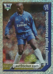 Jimmy Floyd Hasselbaink (Star Player) (Chelsea)